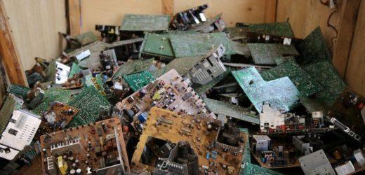 Elektronski otpad u grafikonima: Kako svet godišnje baca 62 milijardi dolara