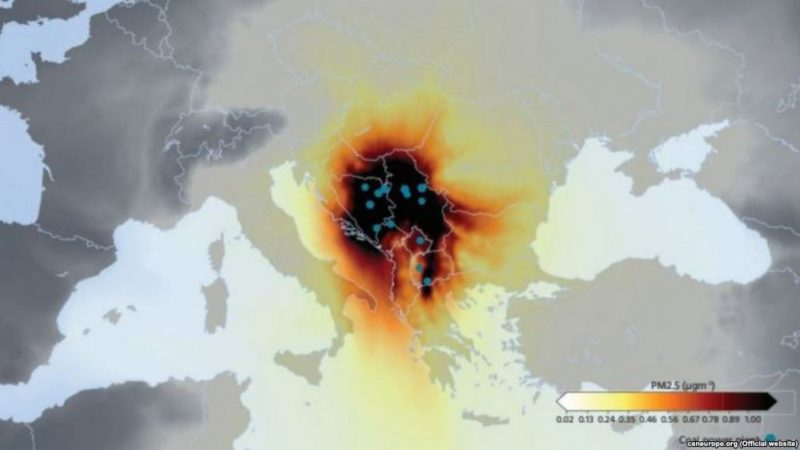 NGO: Balkanske termoelektrane ugrožavaju i građane EU