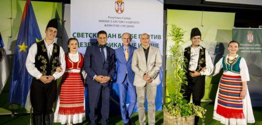 Obeležen Svetski dan borbe protiv dezertifikacije i suše