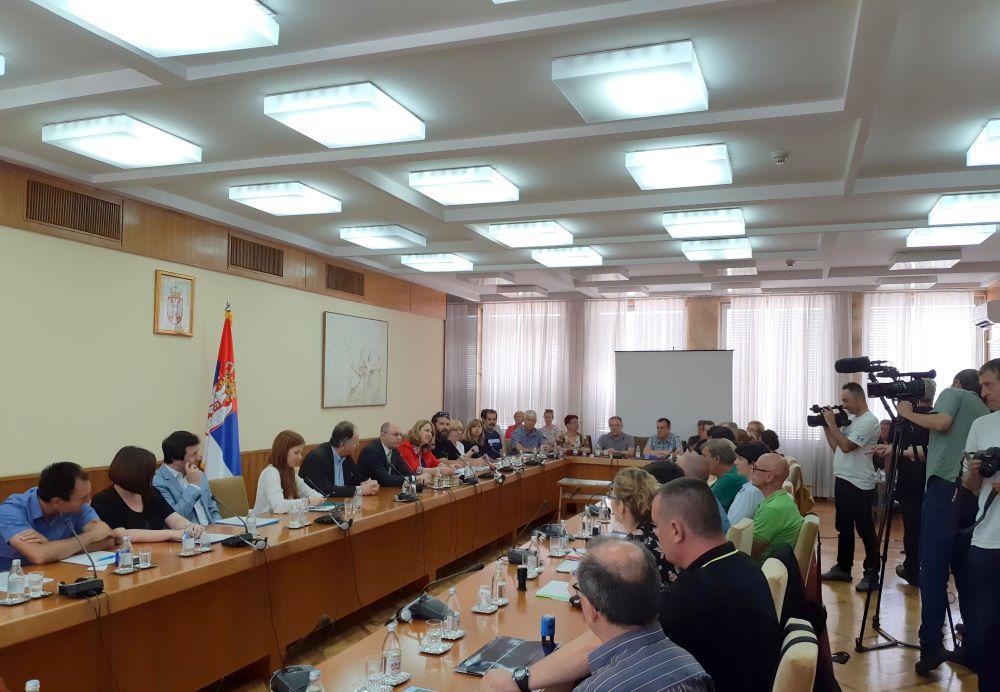 Trivan svečano potpisao i uručio ugovore o sufinansiranju projekata nevladinih organizacija