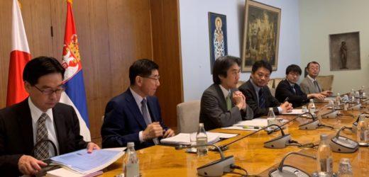 Trivan se sastao sa kolegom iz Japana