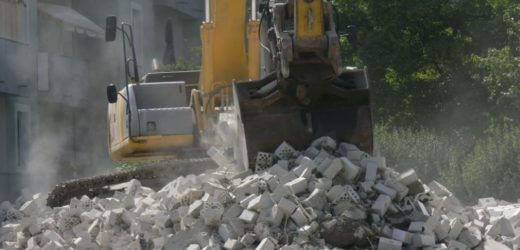 Borba sa opasnim građevinskim materijalom