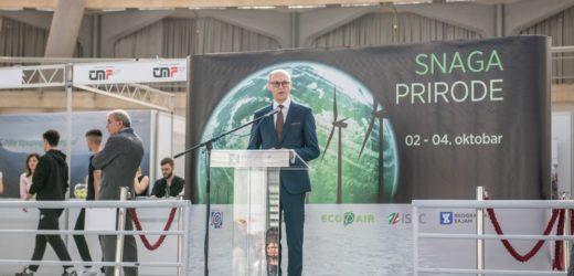Srbija ubrzano radi na ostvarivanju ciljeva u zaštiti životne sredine