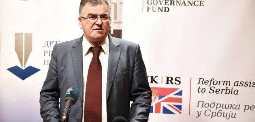 Pejović: Državna revizorska institucija uradiće reviziju u oblasti upravljanja vodovodima i otpadom
