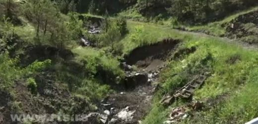 Polovina otpada u Srbiji završi u prirodi