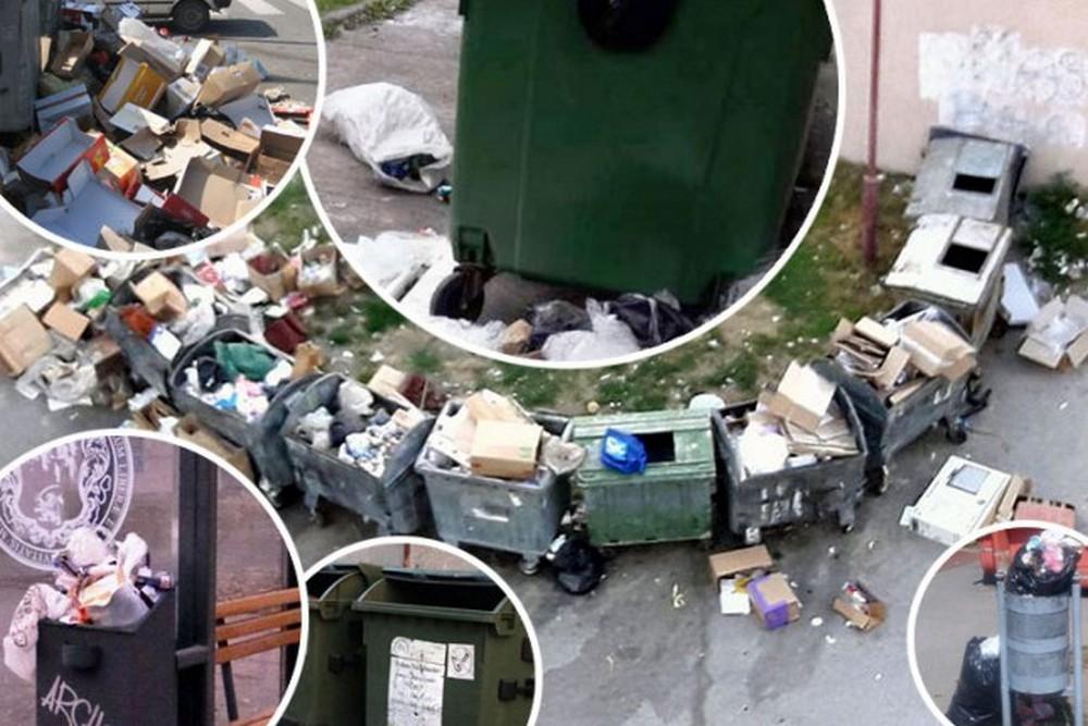 """Subotička """"Čistoća"""" edukuje građane kako da pravilno odlože otpad"""