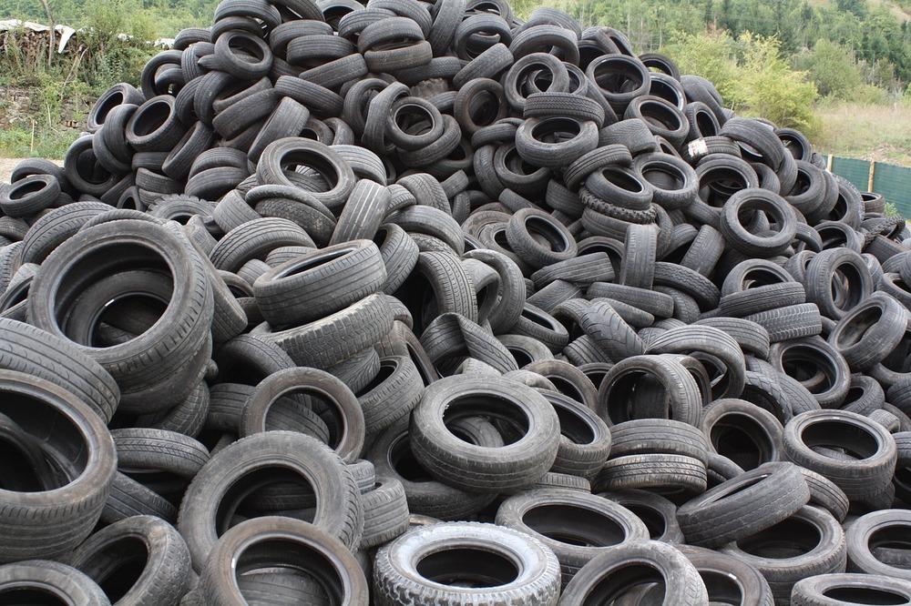 Srbija reciklira 53.000 tona guma godišnje