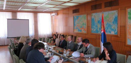 Trivan sa delegacijom EIB