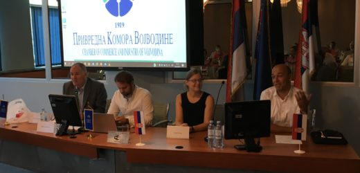 Cirkularna ekonomija u Privrednoj komori Vojvodine