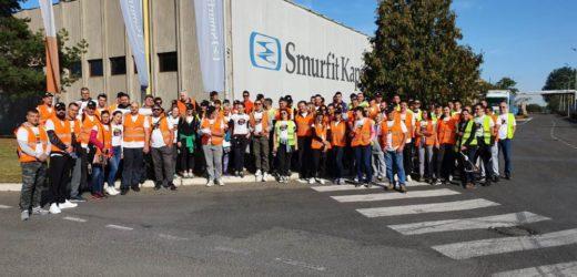 Smurfit Kappa Srbija  dala svoj doprinos Svetskom danu čišćenja