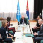 Saradnja Srbije i Ekonomske komisije UN za Evropu