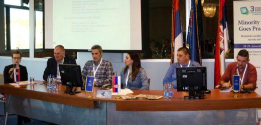 Uspešno okončana Evropska konferencija posvećena manjinskim i lokalnim medijima