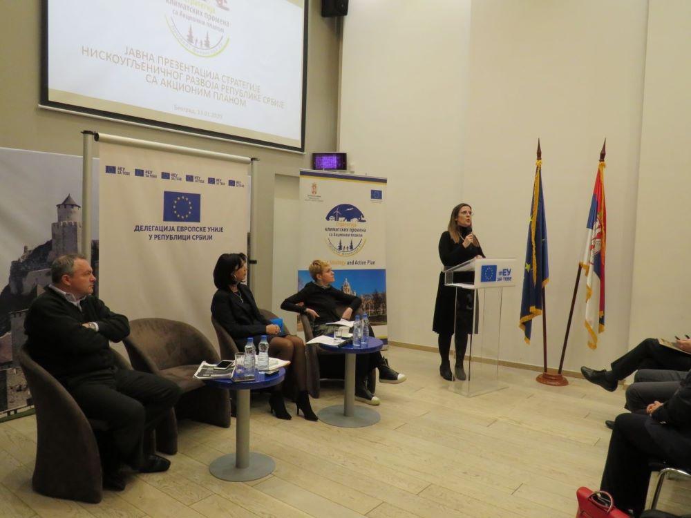 Za Srbiju kao klimatski neutralnu i klimatski otpornu zemlju