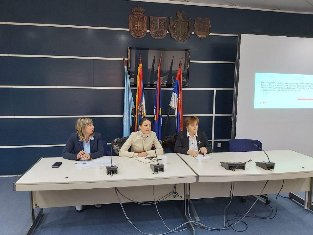 Predstavljen plan regionalne deponije u Novom Sadu