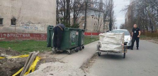 Novosadski kontejneri će biti sigurni i u 2020. godini, čuvari ostaju na gradskim ulicama
