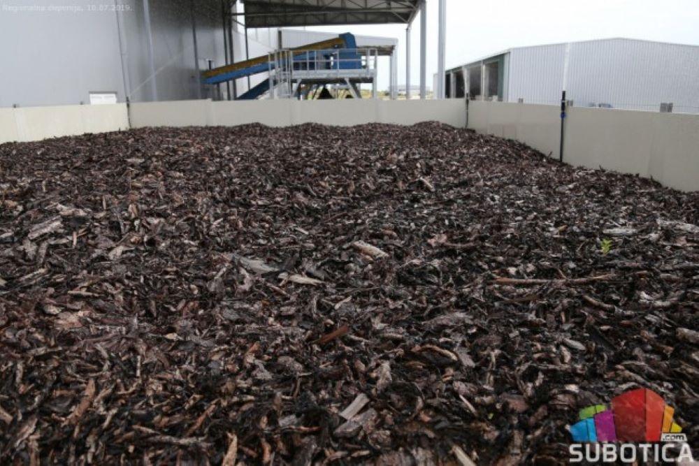 Mulj sa prečistača koristiće se za oplemenjivanje zemljišta