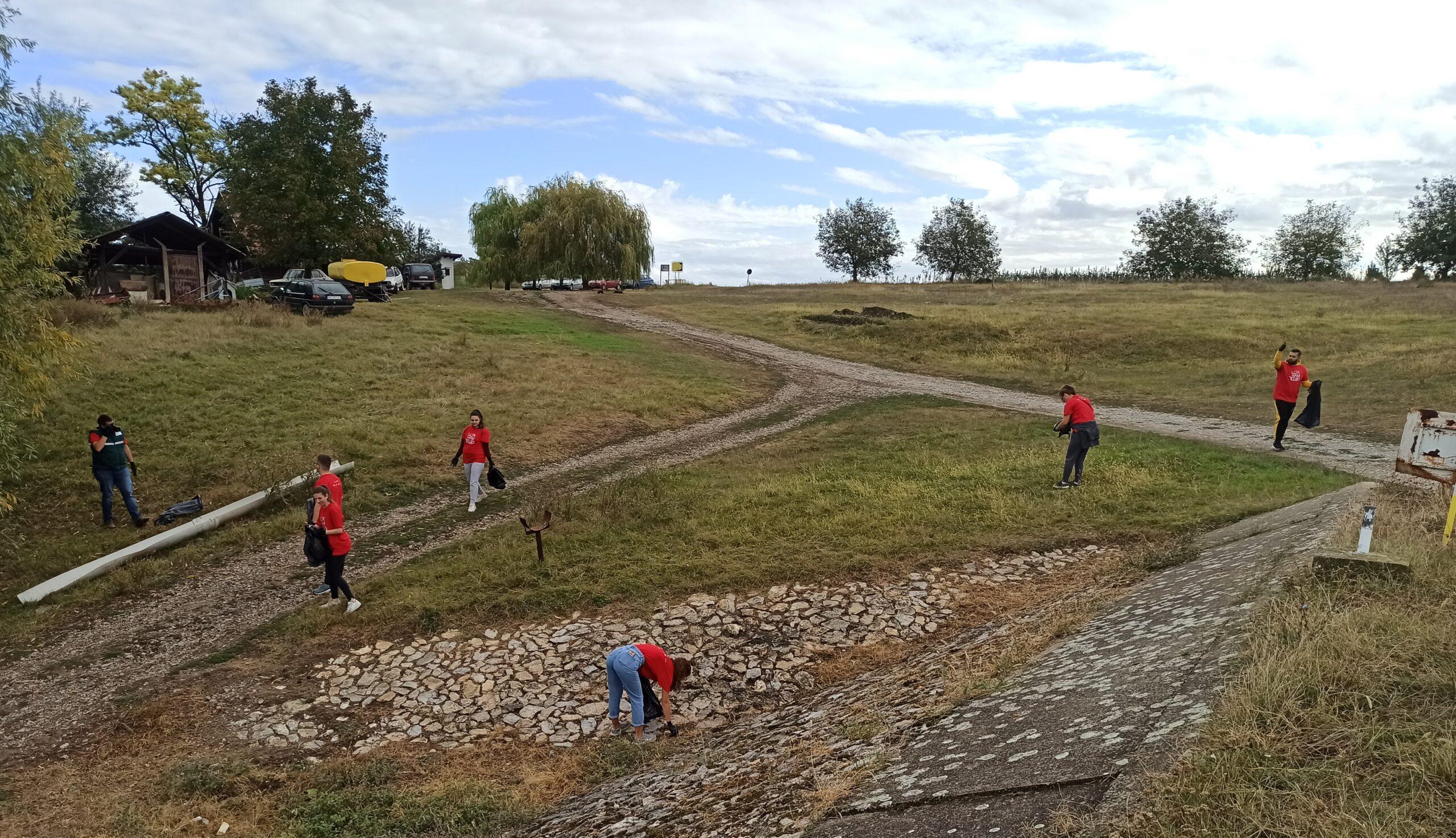 Šta nam teško da očistimo na Pavlovačkom jezeru