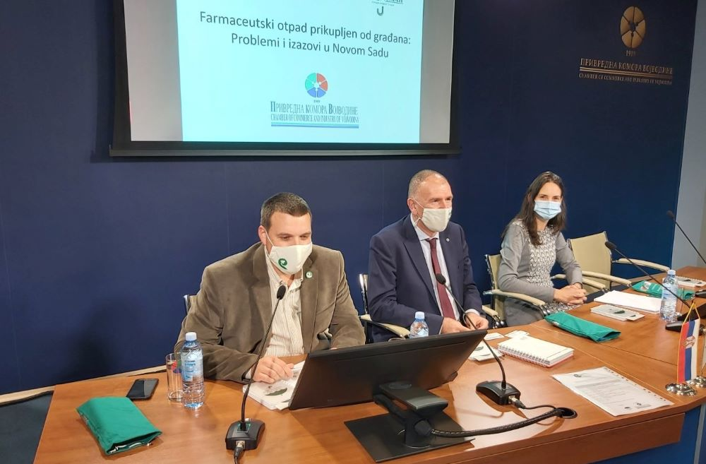 Farmaceutski otpad – problemi i izazovi u Novom Sadu