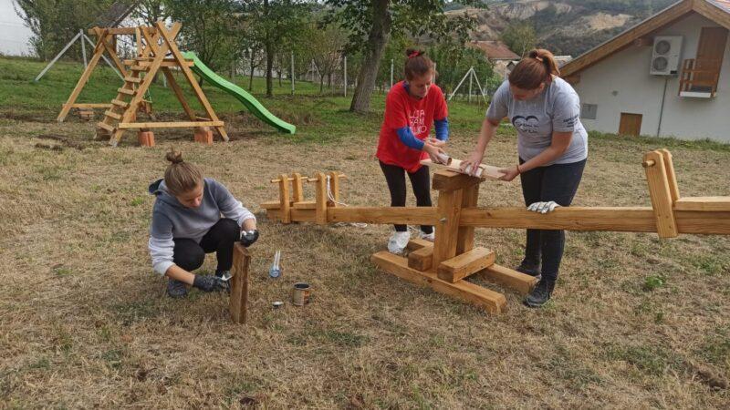 """Održan vikend volonterski kamp """"Na mladima svet ostaje"""""""