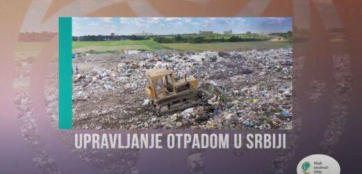 Besplatna e-obuka o upravljanju otpadom u Srbiji