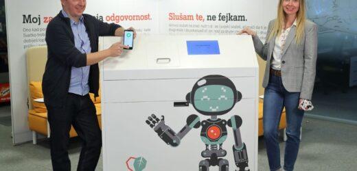 Pametni kontejneri bazirani na IoT tehnologiji