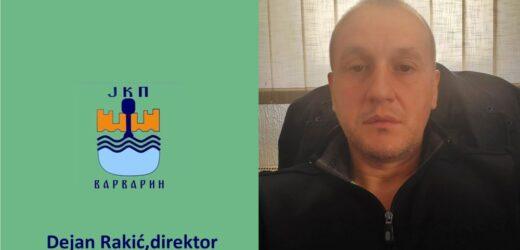 Upravljanje komunalnim otpadom u Varvarinu