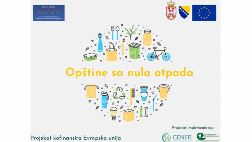 Od odlaganja do nula otpada uz podršku Evropske unije