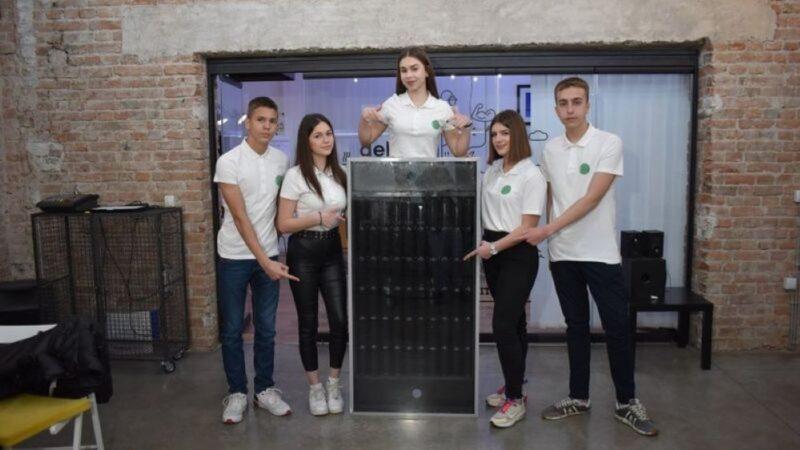 Srbija i životna sredina: Kako su đaci od limenki napravili solarni panel