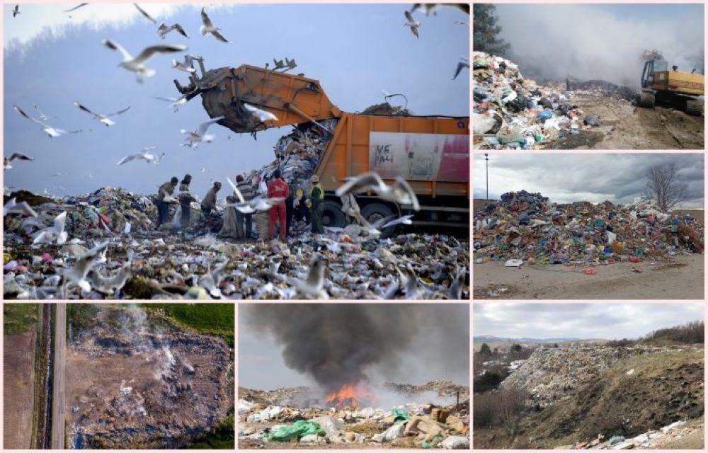Cela Srbija je deponija