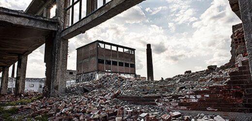 Zemlja zatrpana otrovnim materijama