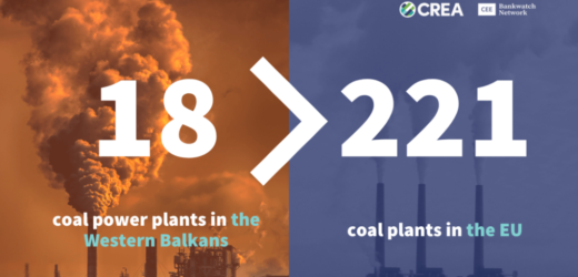 14 termoblokova na ugalj u Srbiji su 2020. emitovale više sumpor-dioksida od svih 221 TE na ugalj u EU