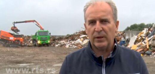 Upravljanje otpadom za smanjenje rizika od požara na deponijama